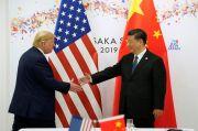 Memanas, China Ancam Tahan Warga AS yang Kunjungi Taiwan