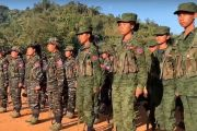 Pemberontak Myanmar Mengaku Culik Tiga Kandidat dari Partai Berkuasa