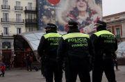 Polisi Spanyol Gerebek Pesta Seks Besar-besaran yang Difilmkan