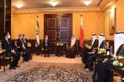 Tanpa Dihadiri Raja, Bahrain dan Israel Resmikan Hubungan Diplomatik