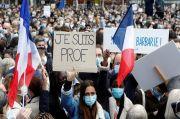 Jejak Digital Ungkap Pemenggal Guru Prancis Menentang Arab Saudi