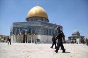 Datang ke Al-Aqsa Dilindungi Polisi Israel, Palestina Kecam Delegasi UEA