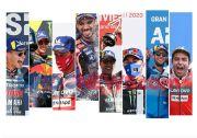 Delapan Juara Berbeda Cicipi Manisnya Podium MotoGP 2020
