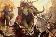 Dalam Perang Sehari 2.000 Pasukan Muslim Sahid, 10.000 Pasukan Persia Tewas