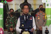 Ridwan Kamil Bersyukur, Zona Merah di Jabar Tinggal 2 Daerah