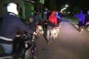 Razia Balap Liar di Ponorogo, Puluhan Pengendara Motor Diamankan Polisi