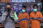 Resedivis Curanmor di Malang Mendadak Pikun dan Ngaku Baru Belajar Mencuri