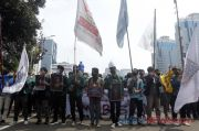 Mahasiswa Diminta Waspadai Penumpang Gelap dalam Aksi Demo UU Ciptaker