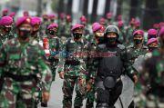 3 Akses Menuju Jakarta dari Depok Ditutup Personel TNI-Polri