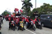Ratusan Buruh Tanjung Priok Bergerak Menuju Istana