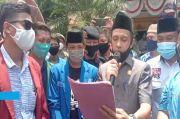 Didesak Mahasiswa, DPRD Lampung Utara Tolak UU Cipta Kerja