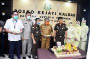 Posko Perwakilan Kejati Kalbar Hadir di Bandara Internasional Supadio