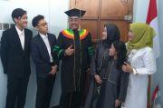 Pandemi, Wakil Ketua MPR Jazilul Fawaid Wisuda Doktoral secara Virtual
