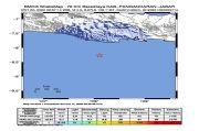Dini Hari Gempa M4,6 Guncang Pangandaran, Tak Picu Tsunami