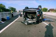 Kecelakaan Tunggal di Tol Solo-Ngawi, Wakil Ketua DPRD Pekalongan Tewas
