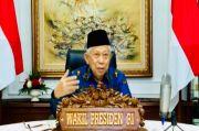 Maaruf Amin: Vaksinasi Sejalan Dengan Ajaran Islam
