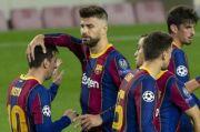 Pembantaian Barcelona atas Ferencvaros, Tandai Rekor Gol Terbaru Messi