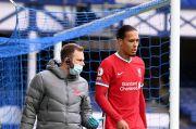 Kekhawatiran Terbesar Liverpool adalah Van Dijk