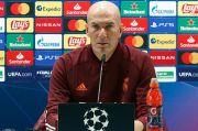Sergio Ramos Absen, Zidane Tetap Yakin Real Madrid Petik Kemenangan