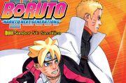 Lawan Isshiki, Naruto Lepaskan Kekuatan Baru di Chapter 51 Boruto