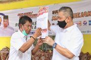 Cerdas Gunakan Hak Pilih, Ahmad M Ali: Pemilih Cerdas Coblos Rusdy-Mamun