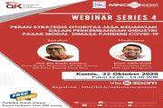 MNC Asset dan OJK Bersinergi Gelar Webinar Perkembangan Industri Pasar Modal