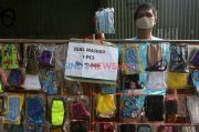 Masih Sukarela, Produsen Boleh Bikin dan Jual Masker Kain Tak Ber-SNI
