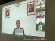 KBRI Canberra-UNHAS Bekerja Sama Gelar Australia Update ke-2