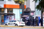 Pria Bersenjata Sandera 20 Orang di Bank Georgia, Tuntut Uang Tebusan