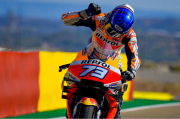 Alex Marquez Masih Pantas Berada di Honda