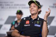 Saat Ini yang Bikin Rossi Bahagia Cuma Menang