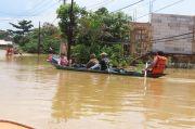 Musim Hujan Tiba Tinggi Muka Air Citarum Mulai Naik, Waspada Banjir