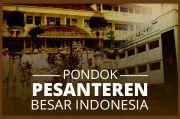 Gontor dan Deretan Pondok Pesantren Besar di Indonesia