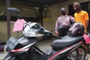 Gelapkan Motor Teman untuk Sewa Mobil, Pemuda Ini Diamankan Polisi