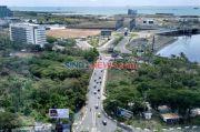 Pj Wali Kota Optimistis Proyek Pedestrian Metro Tanjung Bunga Selesai Tepat Waktu