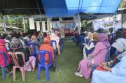 Jalan Desa Diaspal Jadi Alasan Warga Batang Tongka Dukung Indah-Suaib