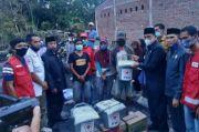 Bupati Wajo Serahkan Bantuan untuk Korban Kebakaran di Pattirosompe