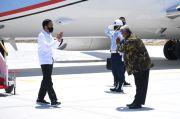 Kunker ke Sultra, Jokowi Resmikan Pabrik Gula dan Jembatan Teluk Kendari