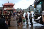 464 Napi Narkoba Dipindahkan ke Nusakambangan