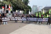 Demo Tolak Omnibus Law, 3.000 Buruh Bakal Datangi Istana