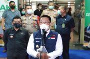Ridwan Kamil Tinjau Simulasi Vaksin Hari Ini di Depok