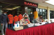 Polisi Ciduk Tiga Jambret Handphone Bocah di Kebayoran Lama