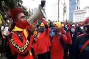 Elemen Buruh Minta Polisi Kawal sampai Istana Merdeka