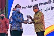 Kota Gorontalo Juara Pertama TPID Award 2020 Tingkat Nasional