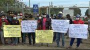 Warga Ring Satu Diabaikan, Pintu Masuk PT TPPI Tuban Diblokade