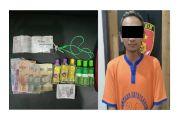 Curi Minyak Telon di 11 Minimarket, Warga Sidoarjo Dibekuk Polisi