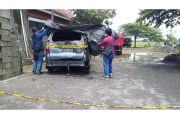 Polisi Tangkap Dua Pelaku Pembakar Wanita Dalam Mobil di Sukoharjo