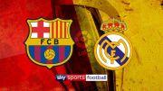 Preview Barcelona vs Real Madrid: Nyanyi Sunyi El Clasico