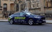 Inggris Menjajal Mobil Otonom di Jalan Raya Sepanjang Waktu