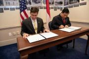 Khawatir Agresivitas China, Amerika Serikat Dekati Indonesia